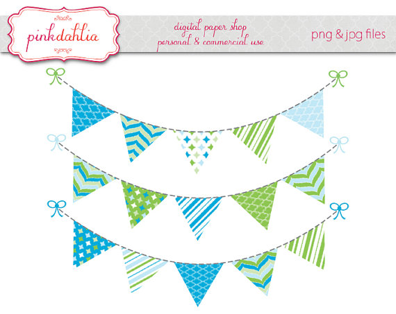 Bunting Clipart | Free download on ClipArtMag