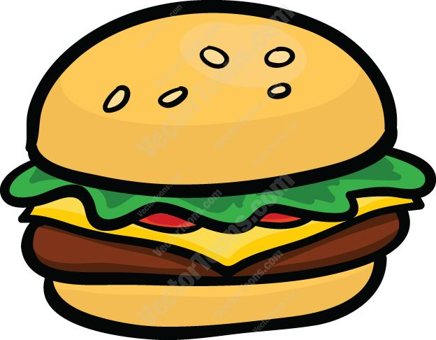 624x486 Burger Clipart, Suggestions For Burger Clipart, Download Burger