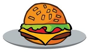 Burgers Clipart