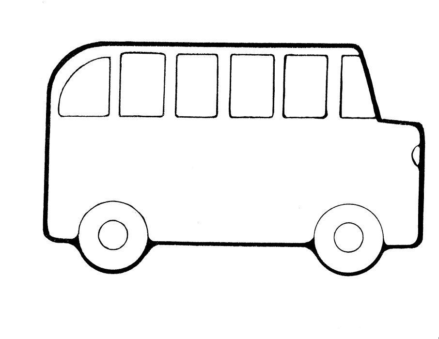 906x700 School Bus Coloring Sheet Preschool Crafts School