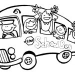 150x150 Black And White School Bus Clipart Bus Black And White Free