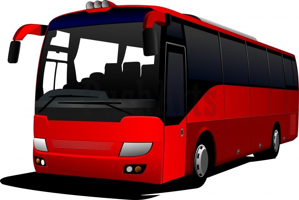1024x684 Coach Bus Clipart