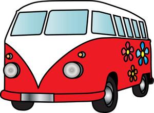 300x222 Bus Clipart Image