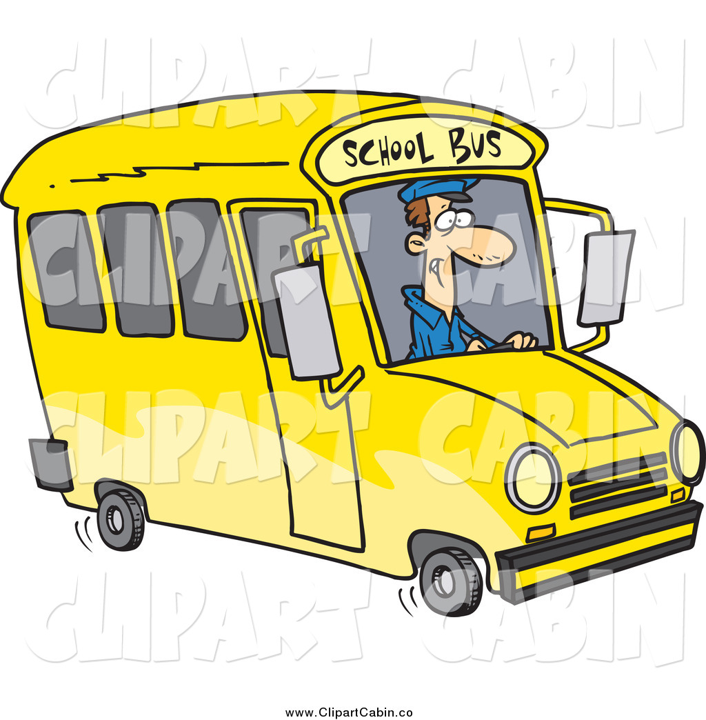 1024x1044 Free School Bus Driver Clipart
