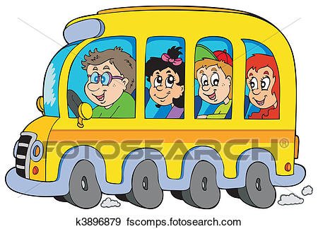 450x324 Bus Driver Clip Art And Illustration. 6,597 Bus Driver Clipart
