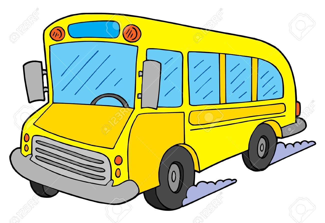 1300x890 Bus Clipart School Outing