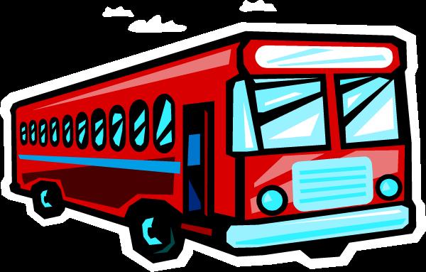 600x383 Pice Clipart Bus
