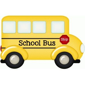 300x300 School Bus Clipart Ideas