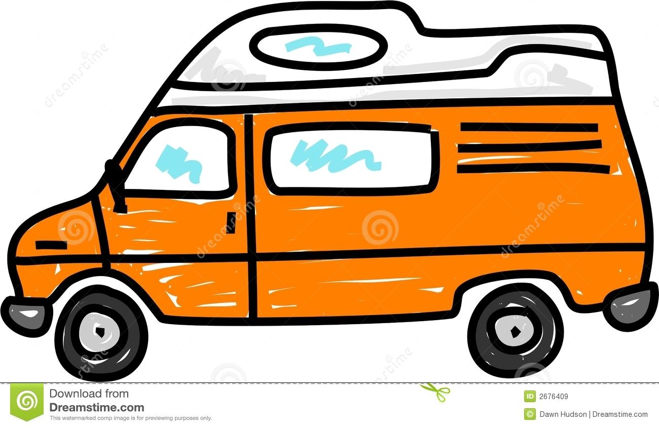 1300x845 Vw Bus Clipart