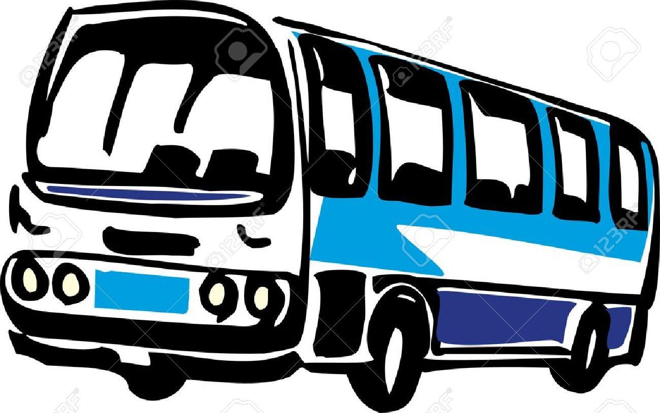 1300x815 Bus Clipart Coach Bus
