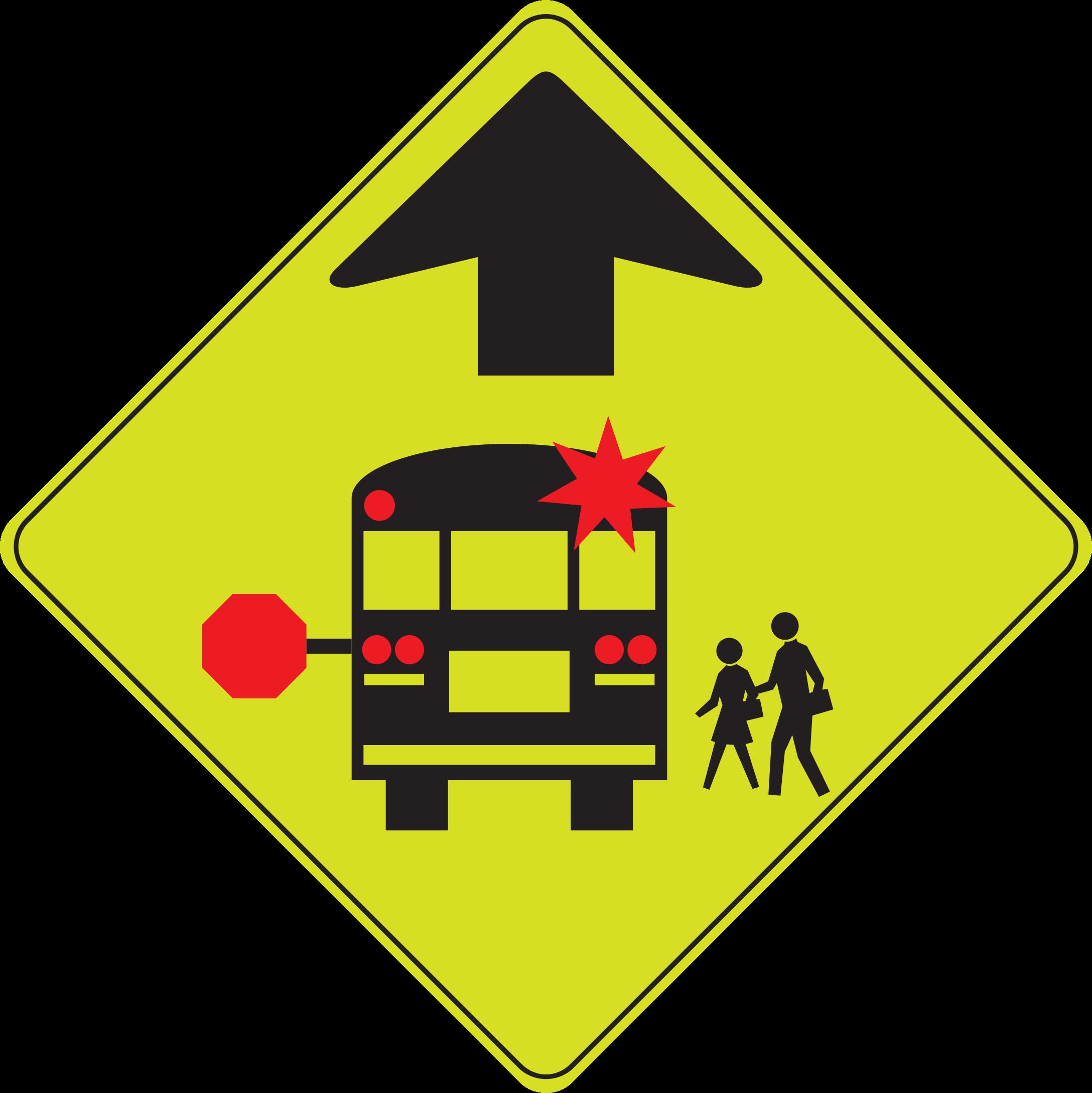 2176x2177 Stop Clipart School Bus Stop