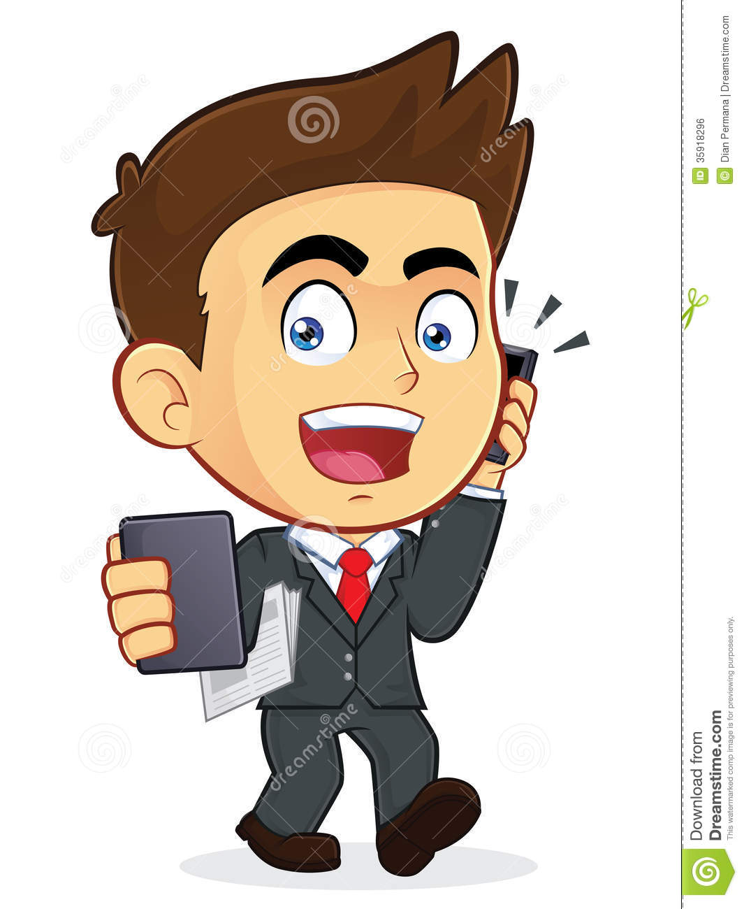 Business Man Images Clipart