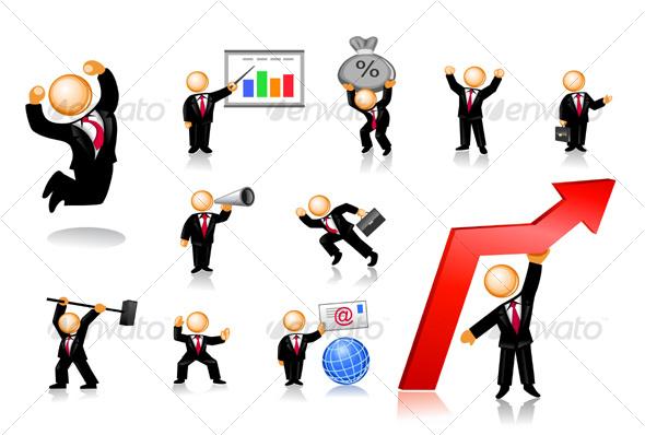 590x398 Men Clipart Business Man