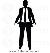 164x175 Silhouetted Businessmen