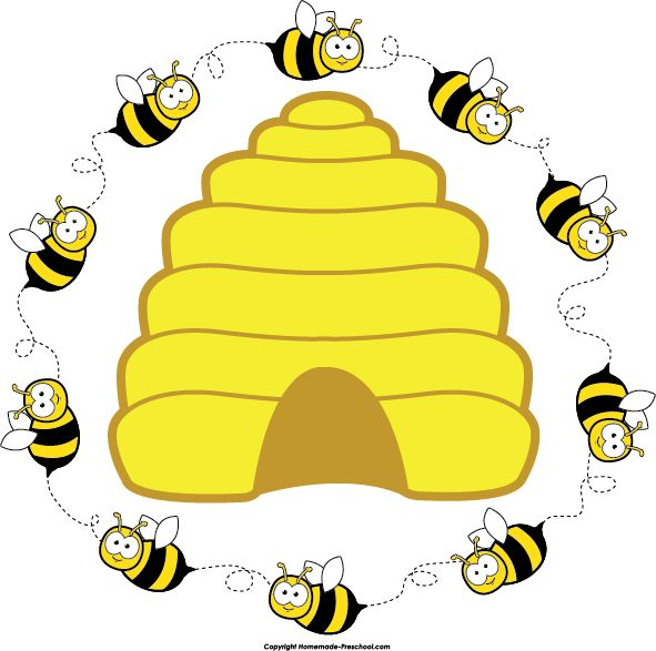 591x587 Busy Bees Images On Bumble Bees Bee Clipart