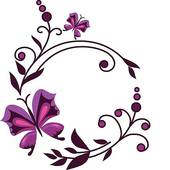 170x170 Butterfly Border Clipart