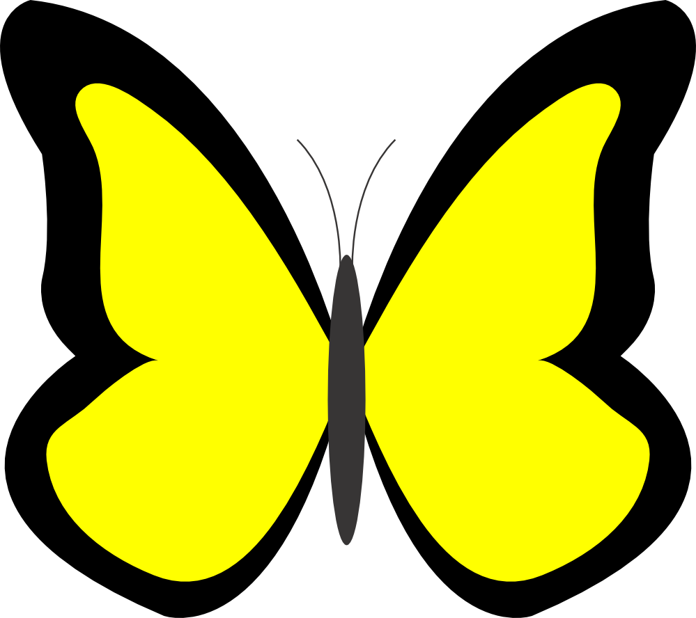 999x888 Butterfly Clipart Free Clipart Images 5