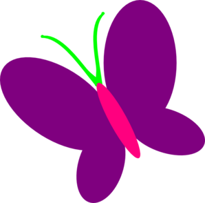 298x294 Spring Clipart Butterfly