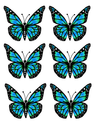 397x500 Butterflies Blue Butterfly Clipart Free Images 2