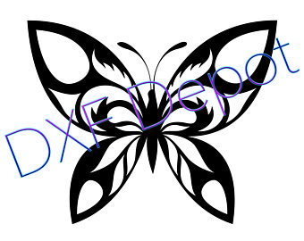 340x270 Butterfly Png Etsy