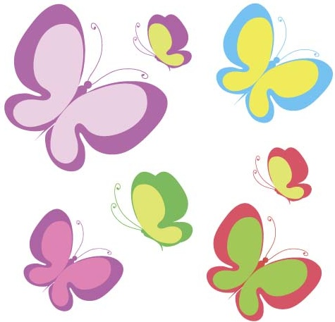 475x457 Free Purple Butterfly Clip Art Free Vector Download (213,826 Free