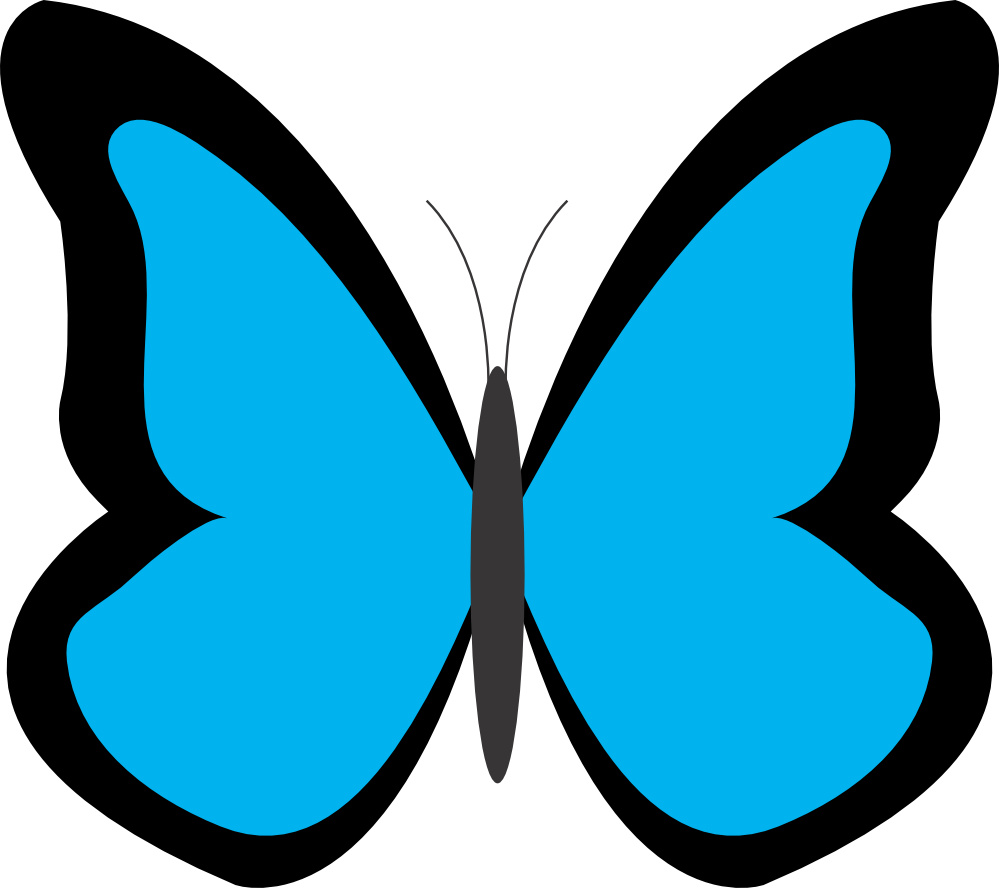 999x888 Top 83 Butterfly Clip Art