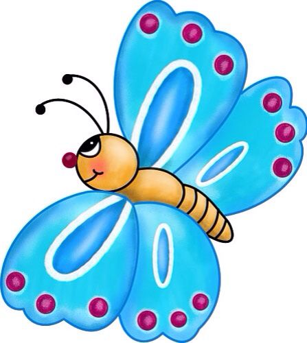 447x500 98 Best Butterflies Clip Art Images Caterpillar
