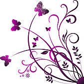 Butterfly Clipart Border