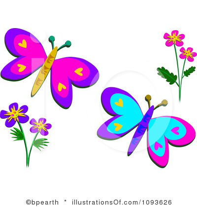 400x420 Free Clipart Butterfly Images