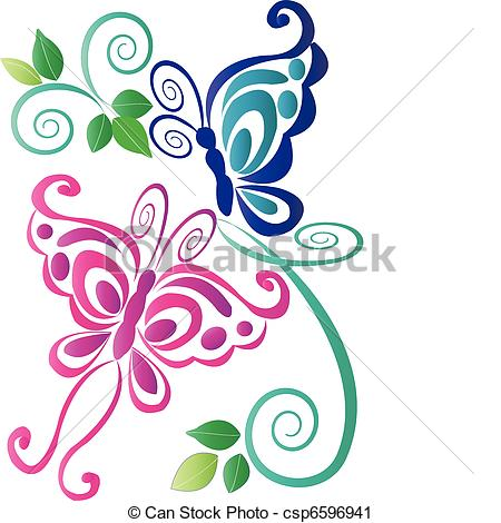 450x470 Butterfly Stock Illustrations. 42,383 Butterfly Clip Art Images