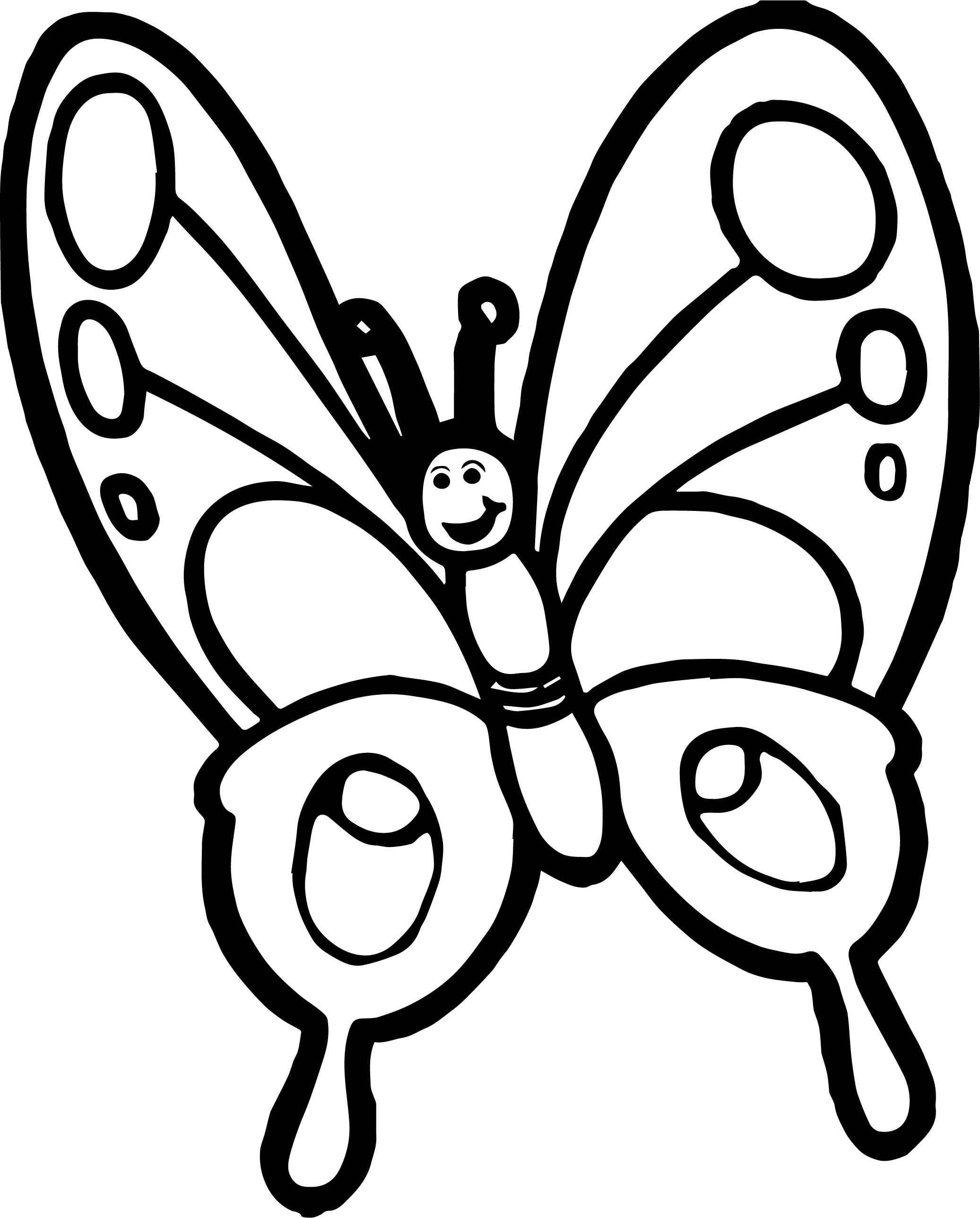 2073x2577 Very Cute Butterfly Coloring Pages Wecoloringpage