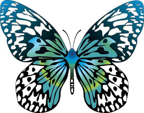 500x394 261 Best Clip Art~butterflies Amp Printables Images