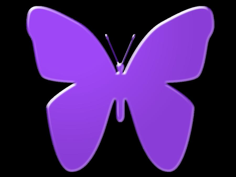 900x675 Purple Butterfly Clip Art By Thestockwarehouse