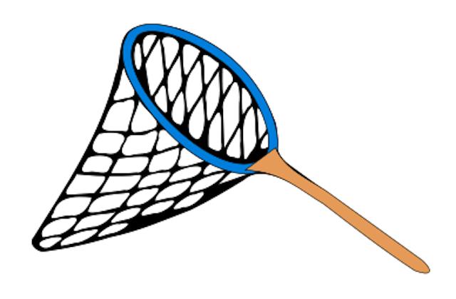 640x419 Season Clipart Butterfly Net