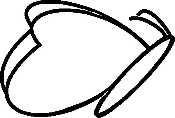 600x403 Butterfly Outline Clip Art Clipart Panda