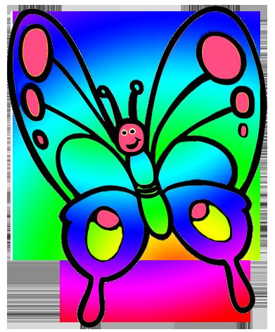 391x472 Butterfly Clip Art Butterfly Clipart