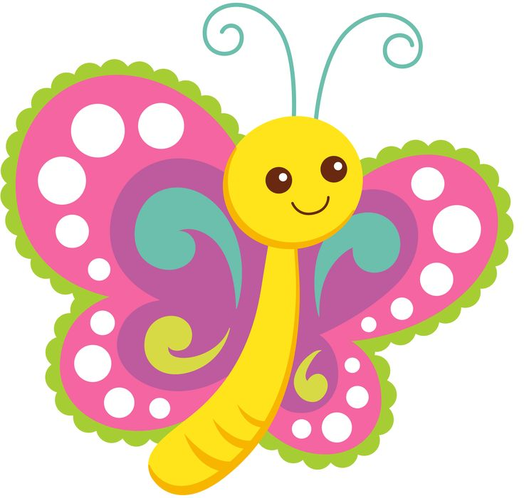 736x700 98 Best Butterflies Clip Art Images Caterpillar