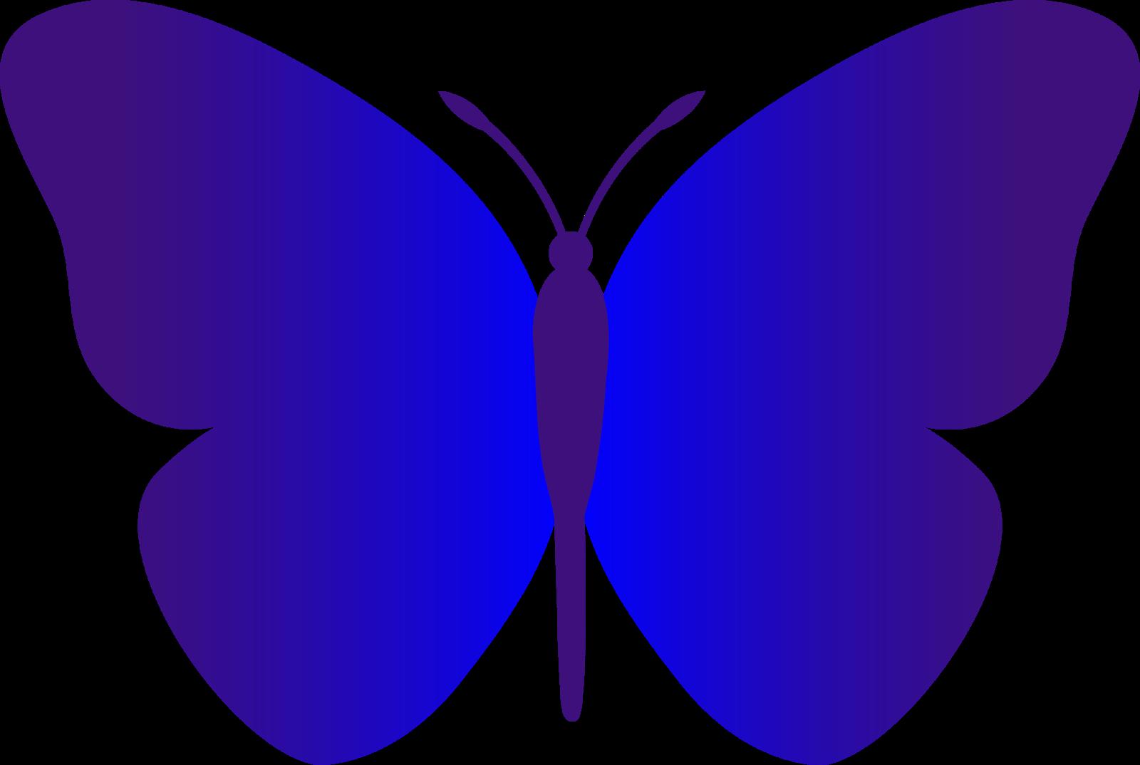1600x1074 Blue Butterfly Clip Art Free Clipart Panda