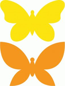 228x300 Butterfly Images For Silhouette Cameo Butterfly Silhouette