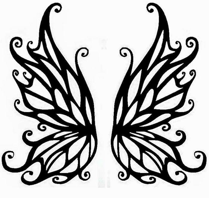 700x663 Best Fairy Wing Tattoos Ideas Wings On Neck