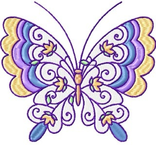 Butterfly Wings Clipart