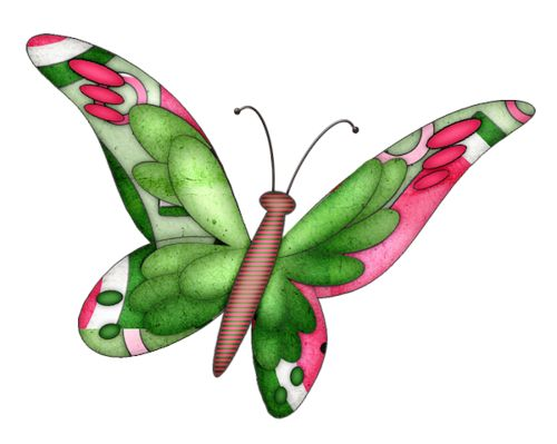 500x399 613 Best Clip Art Butterfly! Images Pictures, Bird