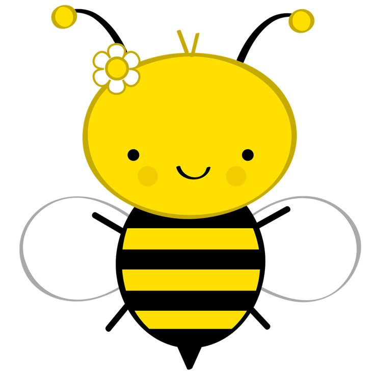 736x736 Bee Clipart