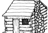 200x140 Cozy Log Cabin Clip Art Gallery Cabin Ideas Plans