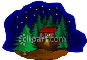 300x209 Cabin Clipart Camp Cabin