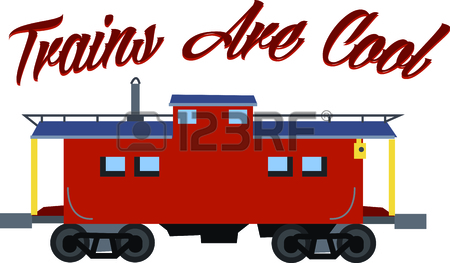 450x263 84 Train Caboose Stock Illustrations, Cliparts And Royalty Free