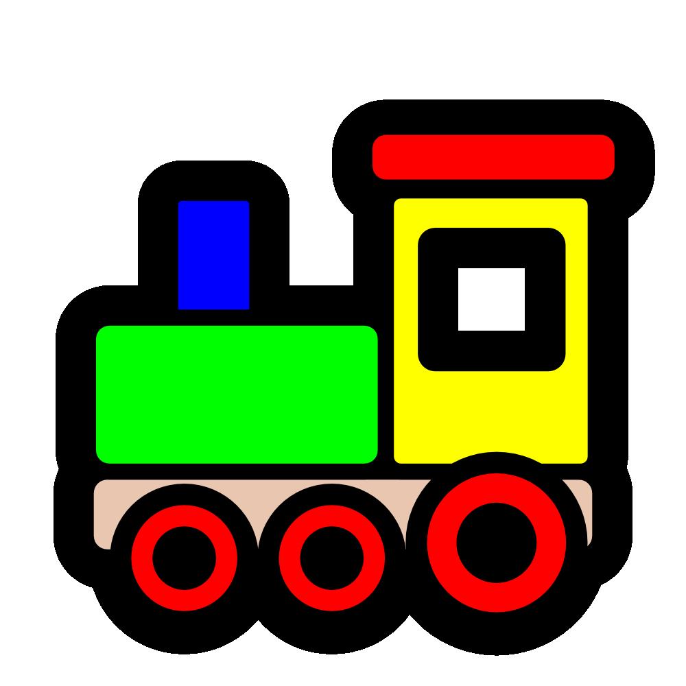 1000x1000 Steam Train Engine Clip Art Free Clipart Images 6
