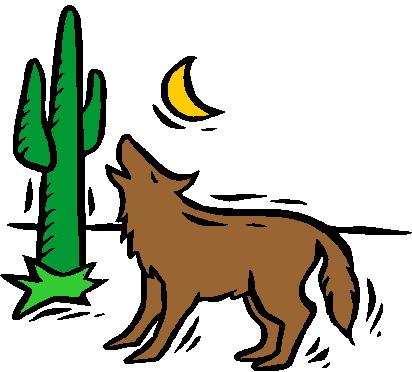 412x372 Cactus clip art free vector 2 image