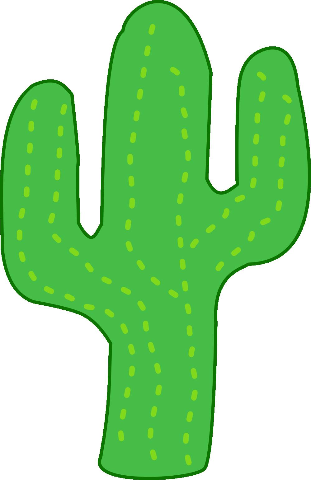 999x1542 Cactus Clipart Free Images