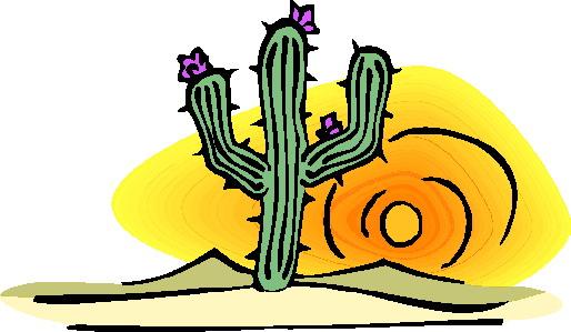 514x299 Clip Art Cactus Hostted